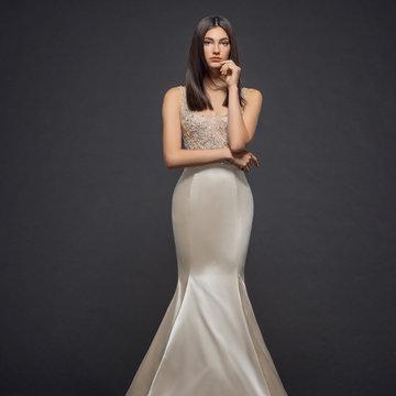 Lazaro Style 3802 Bridal Gown
