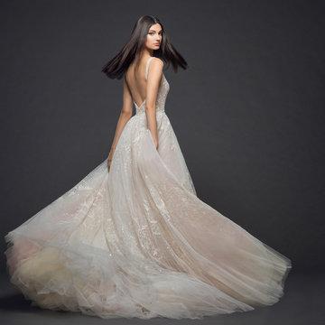Lazaro Style 3804 Bridal Gown