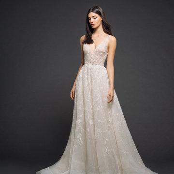 Lazaro Style 3805 Bridal Gown