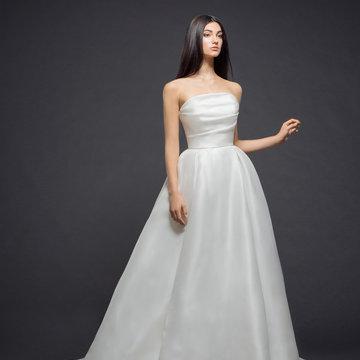 Lazaro Style 3811 Bridal Gown