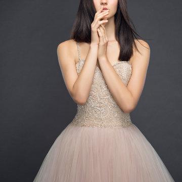 Lazaro Style 3813 Bridal Gown