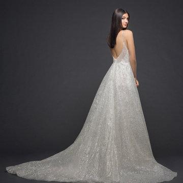 Lazaro Style 3814 Bridal Gown