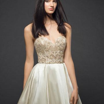 Lazaro Style 3815 Bridal Gown