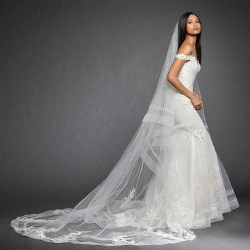 Lazaro Style 3855 Gisele Bridal Gown
