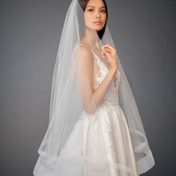 Lazaro Style 3861 Rufina Bridal Gown