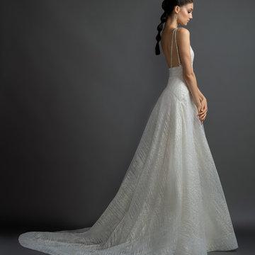 Lazaro Style 3908 Celeste Bridal Gown