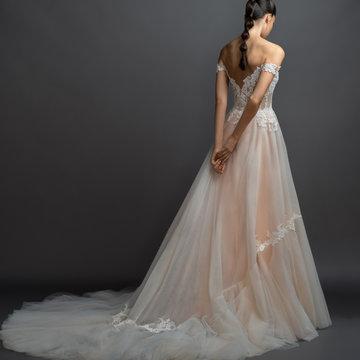 Lazaro Style 3916 Jade Bridal Gown
