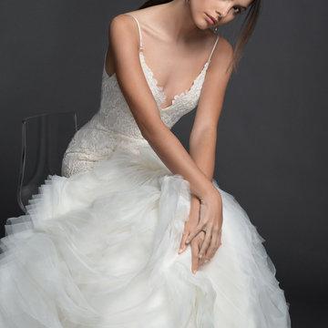 Lazaro Style 3952 Kassia Bridal Gown