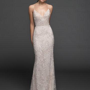 Lazaro Style 3961 Ayana Bridal Gown