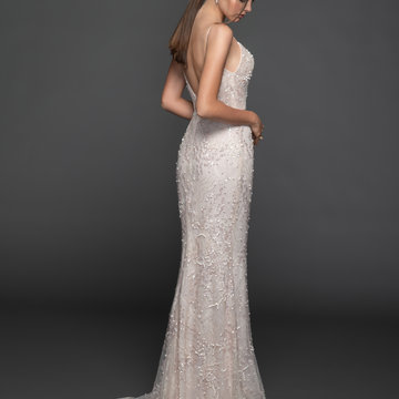 Lazaro Style 3961 Ayana Bridal Gown