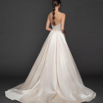 Lazaro Style 3962 Olena Bridal Gown