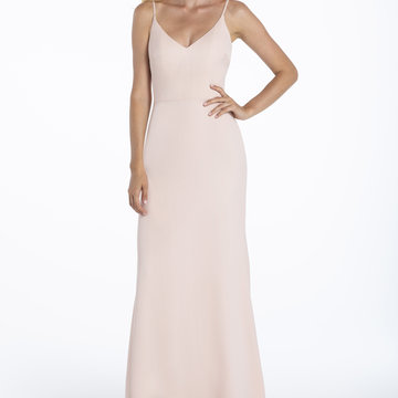 Hayley Paige Occasions Style 52109 Bridesmaids Gown