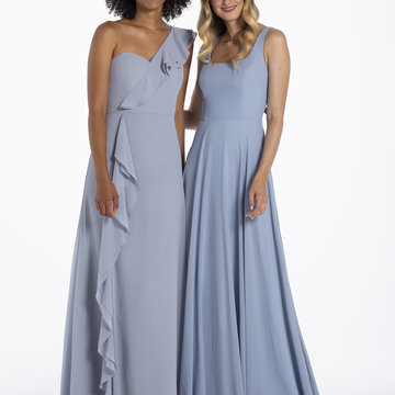 Hayley Paige Occasions Style 52111 Bridesmaids Gown