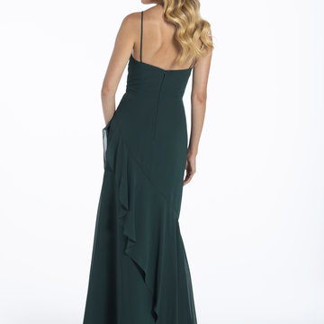 Hayley Paige Occasions Style 52114 Bridesmaids Gown