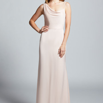 Hayley Paige Occasions Style 52154 Bridesmaids Gown