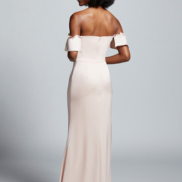 Hayley Paige Occasions Style 52155 Bridesmaids Gown