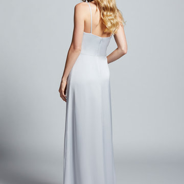 Hayley Paige Occasions Style 52156 Bridesmaids Gown