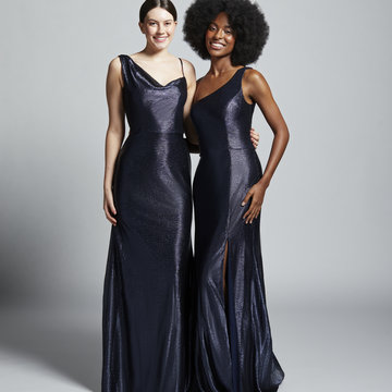 Hayley Paige Occasions Style 52161 Bridesmaids Gown