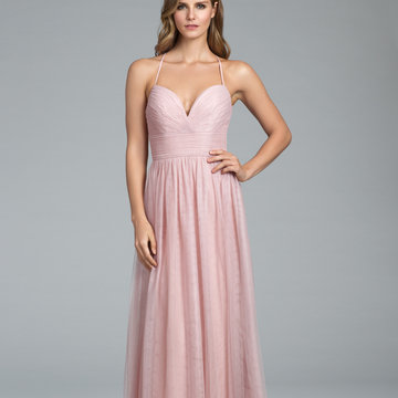 Hayley Paige Occasions Style 5802 Bridesmaids Dress