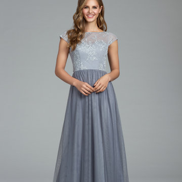 Hayley Paige Occasions Style 5805 Bridesmaids Dress