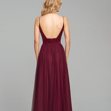 Hayley Paige Occasions Style 5856 Bridesmaids Dress