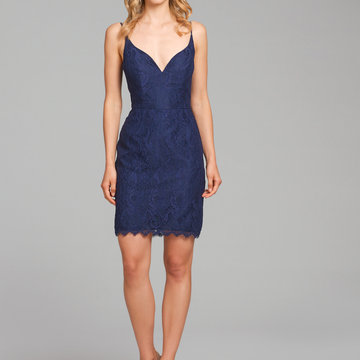 Hayley Paige Occasions Style 5869 Bridesmaids Dress