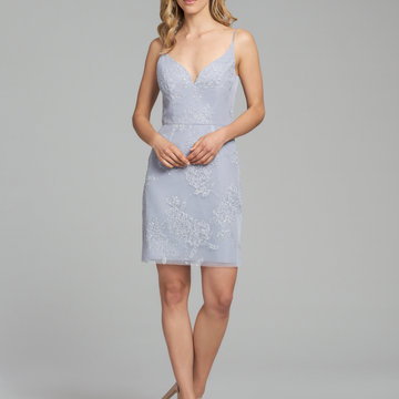 Hayley Paige Occasions Style 5870 Bridesmaids Dress