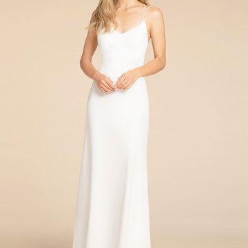 Hayley Paige Occasions Style 5901 Bridesmaids Gown