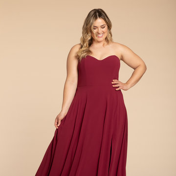Hayley Paige Occasions Style W902 Bridesmaids Dress