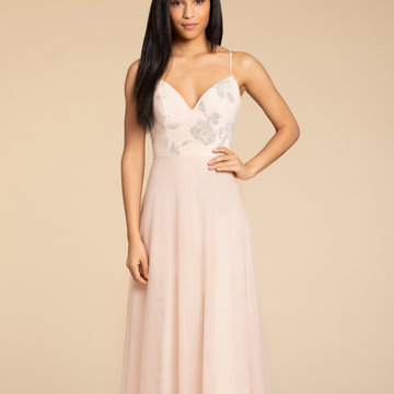 Hayley Paige Occasions Style 5903 Bridesmaids Gown