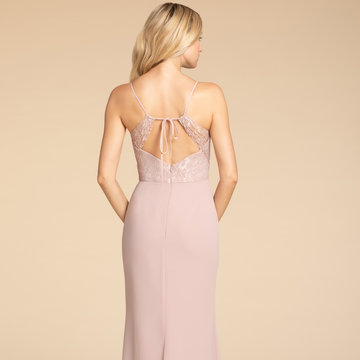 Hayley Paige Occasions Style 5905 Bridesmaids Gown