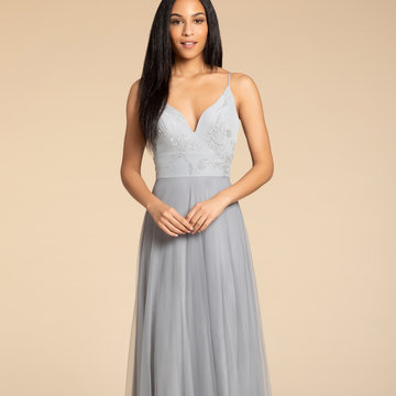 Hayley Paige Occasions Style 5908 Bridesmaids Gown