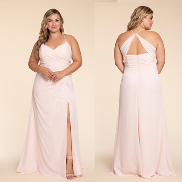 Hayley Paige Occasions Style 5955 Bridesmaids Dress