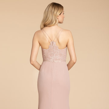 Hayley Paige Occasions Style 5957 Bridesmaids Dress