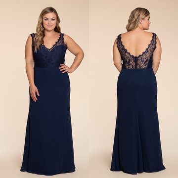Hayley Paige Occasions Style 5963 Bridesmaids Dress