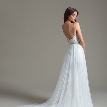 Ti Adora by Allison Webb Style 72001 Lexi Bridal Gown