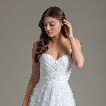 Ti Adora by Allison Webb Style 72004 Mari Bridal Gown