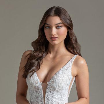 Ti Adora by Allison Webb Style 72006 Bristol Bridal Gown
