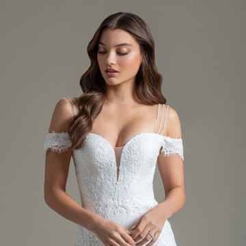 Ti Adora by Allison Webb Style 72008 Rosalie Bridal Gown