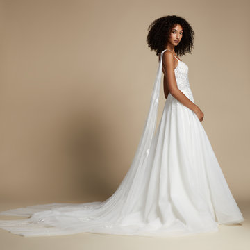 Ti Adora by Allison Webb Style 72104 Mae Bridal Gown