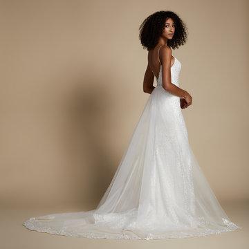Ti Adora by Allison Webb Style 72106 Darcy Bridal Gown
