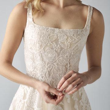 Ti Adora by Allison Webb Style 72208 Emy Bridal Gown