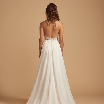 Ti Adora by Allison Webb Style 7850 Lyle Bridal Gown
