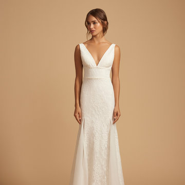 Ti Adora by Allison Webb Style 7855 Liana Bridal Gown