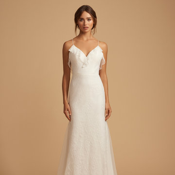 Ti Adora by Allison Webb Style 7856 Zola Bridal Gown