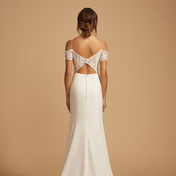 Ti Adora by Allison Webb Style 7858 Channing Bridal Gown