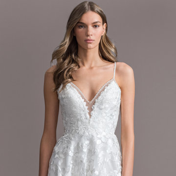 Ti Adora by Allison Webb Style 7950 Avery Bridal Gown