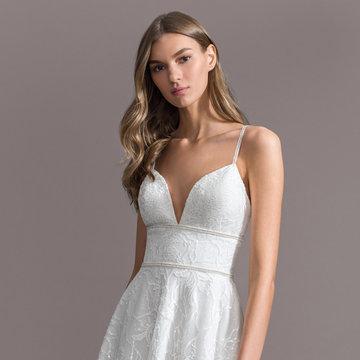 Ti Adora by Allison Webb Style 7954 Zara Bridal Gown