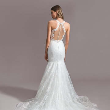Ti Adora by Allison Webb Style 7955 Sadie Bridal Gown
