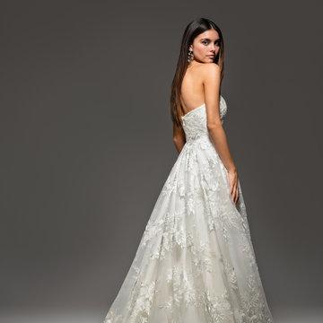 Tara Keely by Lazaro Style 22003 Celia Bridal Gown